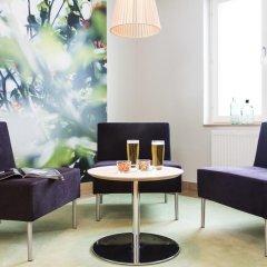 Отель Landvetter Airport Hotel Швеция, Харрида - отзывы, цены и фото номеров - забронировать отель Landvetter Airport Hotel онлайн интерьер отеля фото 3