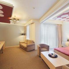 Гостиница Берега 3* Люкс с различными типами кроватей фото 15