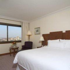 Отель The Westin Zagreb 5* Номер Делюкс с различными типами кроватей фото 2