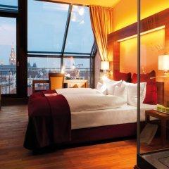 Fleming's Selection Hotel Wien-City 4* Номер Делюкс с разными типами кроватей фото 6