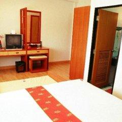 Отель Krabi Tropical Beach Resort 3* Улучшенный номер с различными типами кроватей фото 6