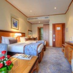 Отель Golden Tulip Al Barsha Стандартный номер с различными типами кроватей фото 5