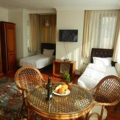 Отель Best Home Suites Sultanahmet Aparts Люкс с различными типами кроватей фото 3