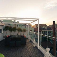 Отель Charming Penthouse with Private Terrace Лиссабон