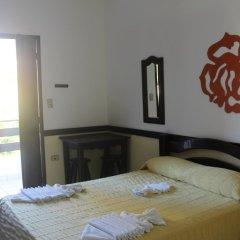 Отель Aguamarinha Pousada 2* Стандартный номер с различными типами кроватей фото 7
