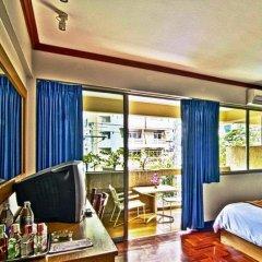 Отель Stable Lodge 3* Улучшенный номер разные типы кроватей фото 3