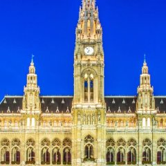 Отель Exclusive Apartment Rathaus Австрия, Вена - отзывы, цены и фото номеров - забронировать отель Exclusive Apartment Rathaus онлайн приотельная территория