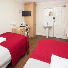The Fairway Hotel 2* Номер с общей ванной комнатой фото 3