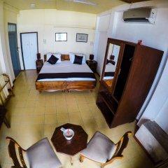 Отель Amor Villa 3* Стандартный номер с двуспальной кроватью фото 5