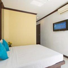 Отель Patong Buri 3* Стандартный номер с двуспальной кроватью фото 16
