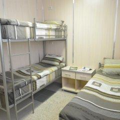 Хостел TravelhosteL Кровать в общем номере с двухъярусной кроватью фото 6