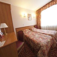 Гостиница Коломна 3* Стандартный номер с двуспальной кроватью фото 2