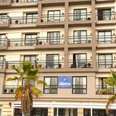 Отель Sliema Hotel by ST Hotels Мальта, Слима - 4 отзыва об отеле, цены и фото номеров - забронировать отель Sliema Hotel by ST Hotels онлайн вид на фасад фото 2