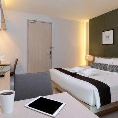 Hotel Amber Sukhumvit 85 4* Улучшенный номер фото 3