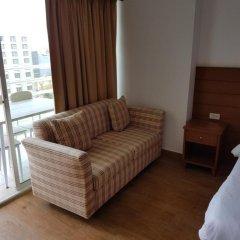 Отель Viewtalay 6 rental by owners Студия с различными типами кроватей
