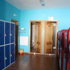 Отель Albergue Turistico La Torre Кровать в общем номере с двухъярусной кроватью фото 4