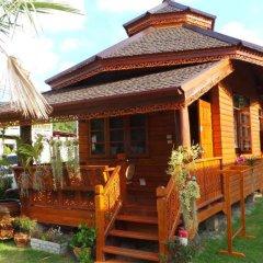 Отель Golden Teak Resort - Baan Sapparot 3* Студия Делюкс с двуспальной кроватью фото 5