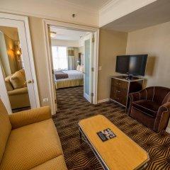 The New Yorker A Wyndham Hotel 2* Люкс с различными типами кроватей фото 4