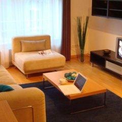 Апартаменты Style Apartments Будапешт комната для гостей фото 2