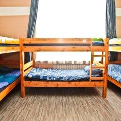 Хостел Наполеон Кровать в общем номере с двухъярусной кроватью фото 19