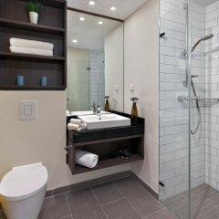 Отель Citadines City Centre Frankfurt ванная