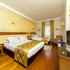 Acra Hotel - Special Class Турция, Стамбул - 2 отзыва об отеле, цены и фото номеров - забронировать отель Acra Hotel - Special Class онлайн комната для гостей фото 5