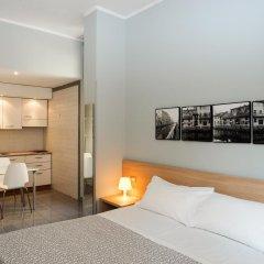 Отель Aparthotel Navigli Италия, Милан - отзывы, цены и фото номеров - забронировать отель Aparthotel Navigli онлайн комната для гостей фото 10