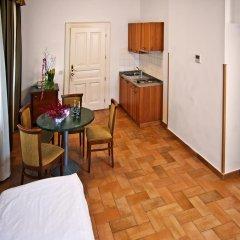 Hotel Galileo Prague 4* Апартаменты с различными типами кроватей фото 5