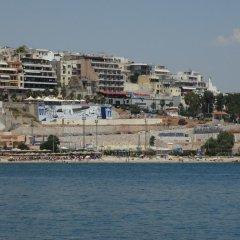 Faros 1 Hotel пляж фото 2