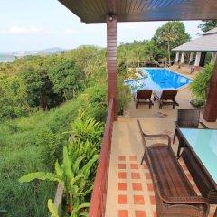 Отель Lilou Самуи балкон