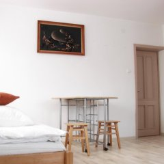 Отель Willa Czerwone Wierchy Косцелиско комната для гостей