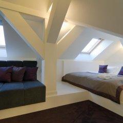 Отель Platinum Palace 5* Люкс с двуспальной кроватью фото 3