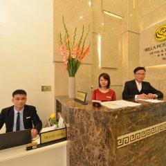 Отель Hanoi Bella Rosa Suite Hotel Вьетнам, Ханой - отзывы, цены и фото номеров - забронировать отель Hanoi Bella Rosa Suite Hotel онлайн интерьер отеля фото 2
