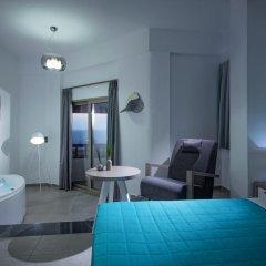 Отель Happy Cretan Suites Полулюкс с различными типами кроватей фото 5