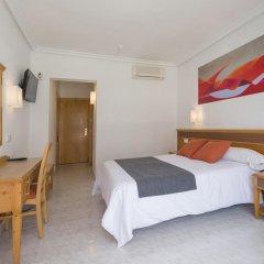 Hotel Playasol Mare Nostrum 3* Стандартный номер с двуспальной кроватью