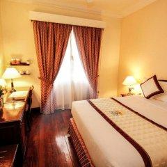 Du Parc Hotel Dalat 4* Стандартный номер с различными типами кроватей фото 4