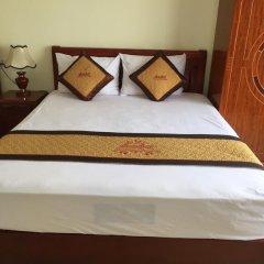 Отель Thang Long Guesthouse Стандартный номер с различными типами кроватей фото 6