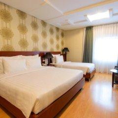 Hong Vy 1 Hotel 3* Стандартный номер с различными типами кроватей фото 3