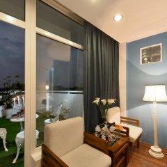 Nova Hotel 3* Люкс с различными типами кроватей фото 10