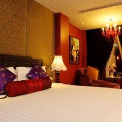 Shanghai Mansion Bangkok Hotel 4* Номер Делюкс с различными типами кроватей фото 10