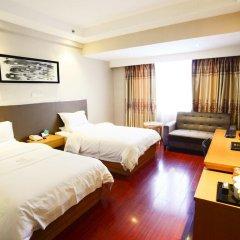 Отель Insail Hotels Railway Station Guangzhou 3* Номер Бизнес с различными типами кроватей фото 3