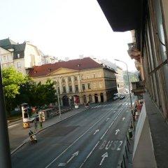 Апартаменты Nozzi 8 Twins Apartments балкон