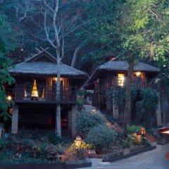 Отель Baan Krating Phuket Resort 3* Номер Делюкс с двуспальной кроватью