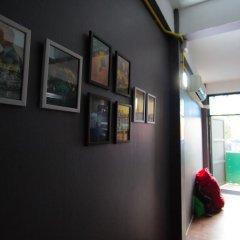 BTS Khaosan Hostel Кровать в общем номере фото 6