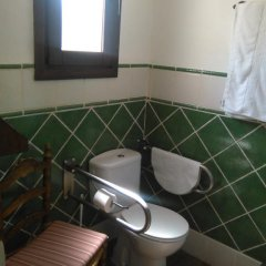 Отель El Ronzal Квентар ванная фото 2