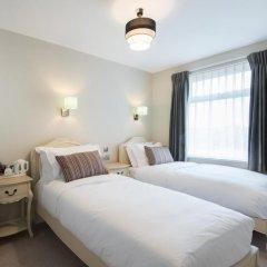 Отель Docklands Lodge London 3* Улучшенный номер с 2 отдельными кроватями фото 3