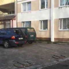 Отель Randevu Inn Калининград парковка