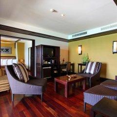Отель Andaman White Beach Resort 4* Люкс с различными типами кроватей фото 8