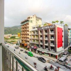 Отель PKL Residence балкон