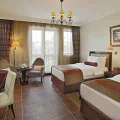 Отель Arabian Ranches Golf Club Номер Делюкс с различными типами кроватей фото 4